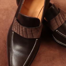 さぼう 贅沢を尽くした既成靴